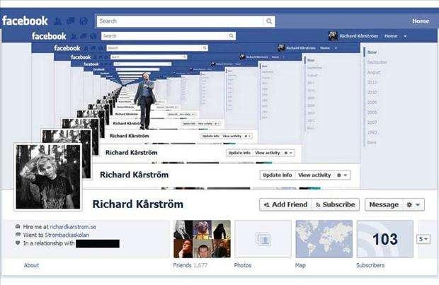 Copertine facebook divertenti, originali e simpatiche