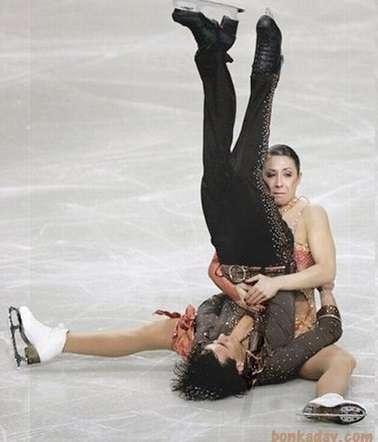 incidenti sul ghiaccio