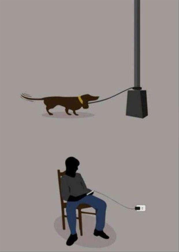 dipendenti dallo smartphone
