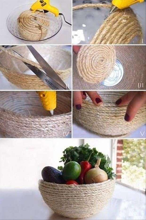 Fai-da-te: Idee creative per la casa (35 Foto)  Bonkaday.com