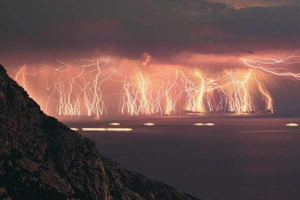 Fenomeni naturali incredibili e spettacolari