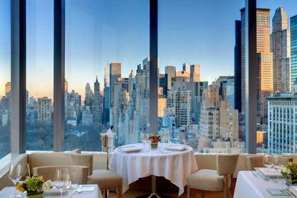 I ristoranti con Le migliori viste del mondo