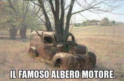 Il famosa albero motore