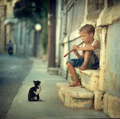 La musica è l'arte per un mondo migliore