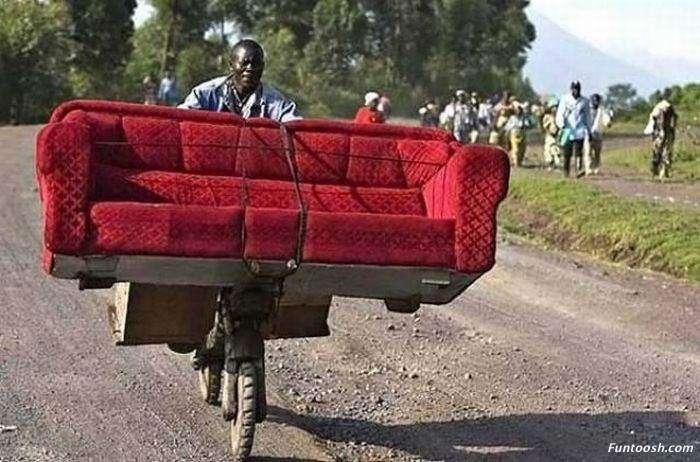 transportation incredible