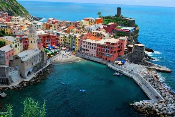Vernazza - Cinque Terre ( LIGURIA)