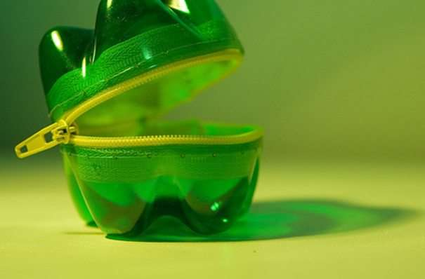 idee creative riciclo bottiglie
