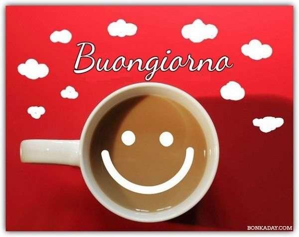 Buongiorno con un sorriso