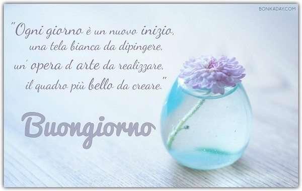 """Fabuleux Immagini """"Buongiorno!"""" (52 Foto) DL18"""