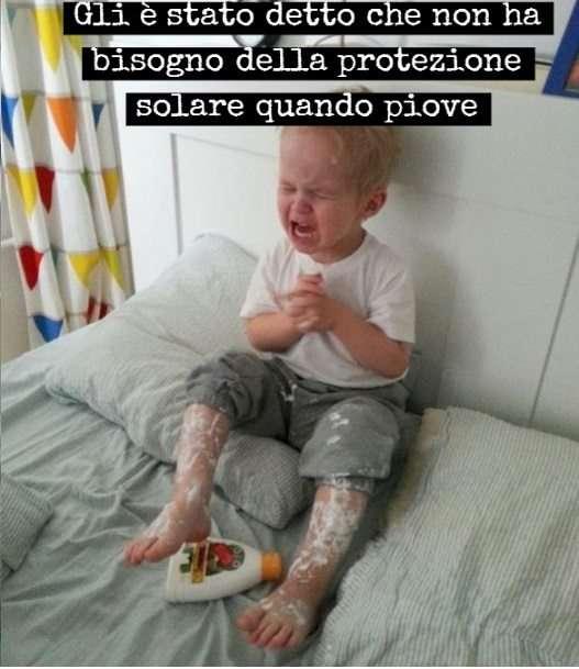 Connu Motivazioni divertenti di bambini che piangono (28 Foto) FB14