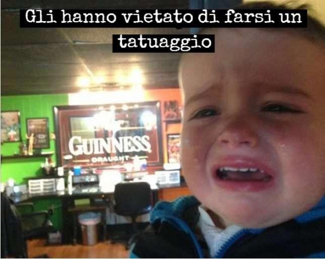 Ben noto Motivazioni divertenti di bambini che piangono (28 Foto) YY97