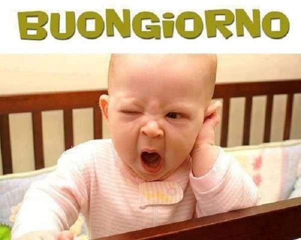 """Assez Immagini """"Buongiorno!"""" (52 Foto) QU03"""