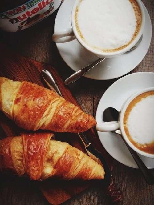 Brioche e Cappuccino