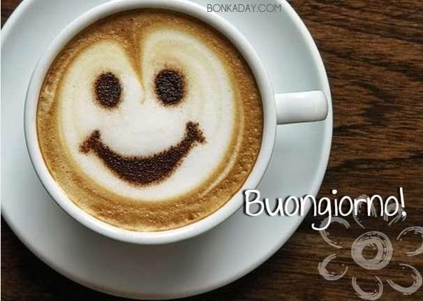 Smile nel caffè