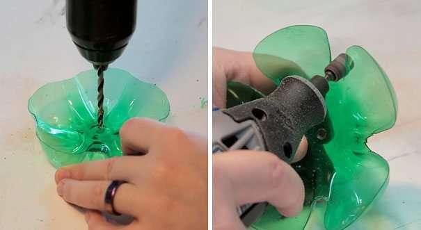 Bricolage Con Bottiglie Di Plastica.Riciclo Bottiglie Di Plastica 50 Foto Bonkaday Com