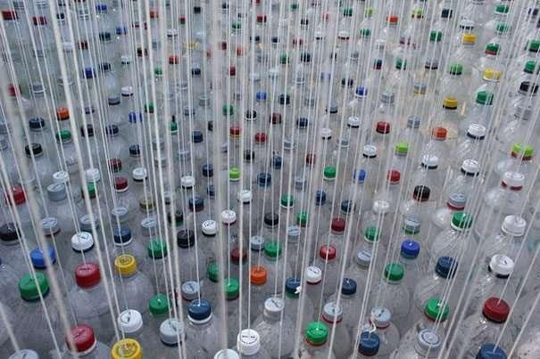 Popolare Riciclo bottiglie di plastica (50 Foto) | Bonkaday.com QE64