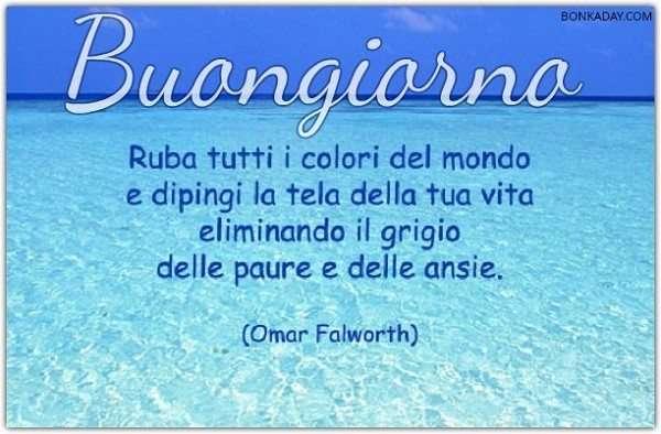 """Favorito Immagini """"Buongiorno!"""" (52 Foto) EQ99"""