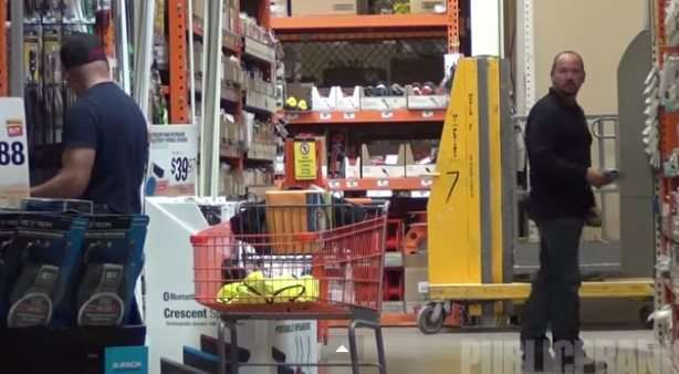 Amplificatori nascosti al supermercato