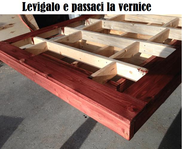 Come costruire un letto contenitore come costruire un letto a scomparsa verticale letto - Costruire letto contenitore ...