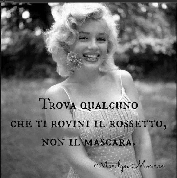 marilyn monroe frasi p... Quotes About Confidence Marilyn Monroe