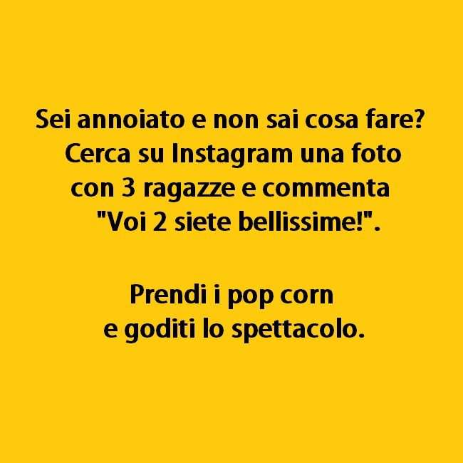 frasi simpatiche foto instagram