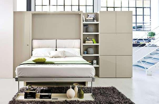 Idee creative per recuperare spazio in casa 43 foto - Mobili per recuperare spazio ...