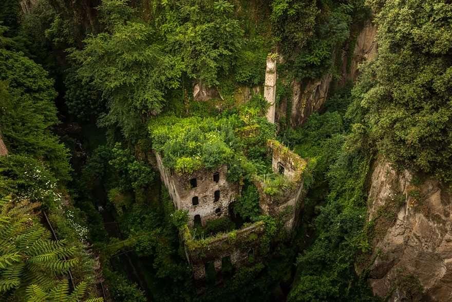 Natura abbandonata in Italia