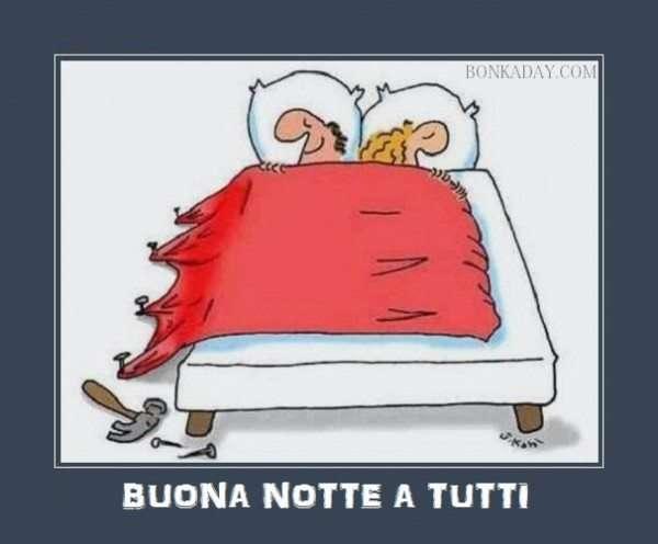 Buonanotte divertente