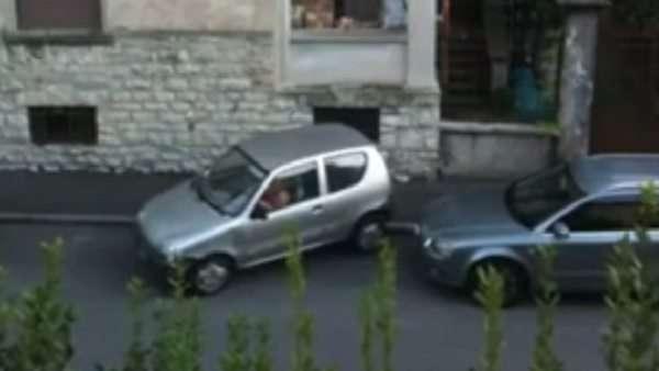 il parcheggio più lungo della storia
