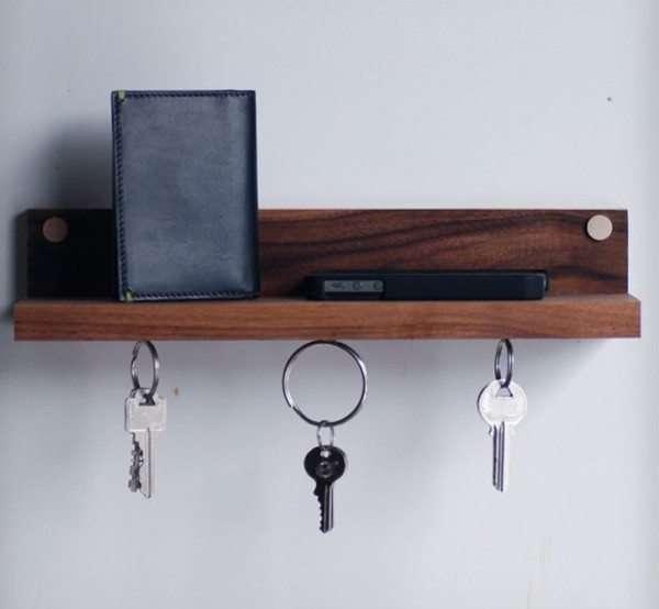 Porta chiavi - porta oggetti fai da te