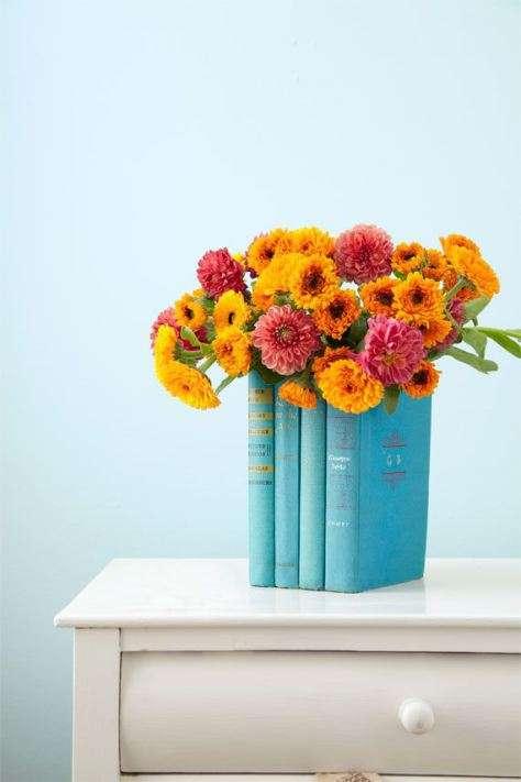 Porta fiori originali