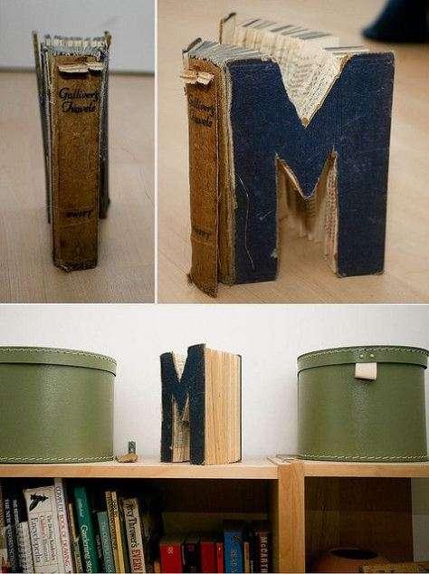 Soprammobili con lettere