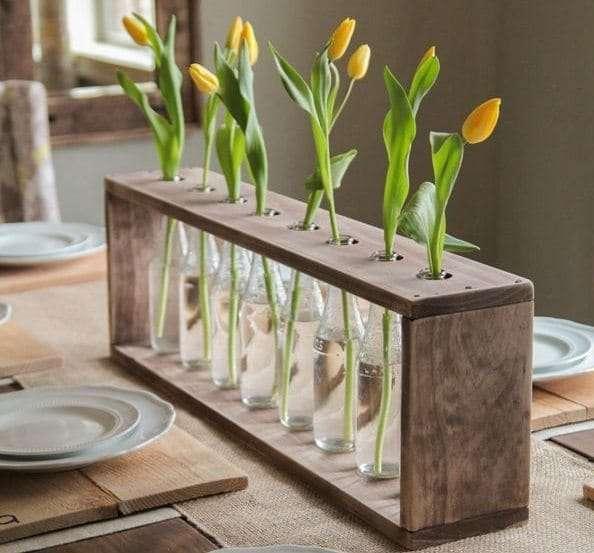 spesso Idee fai da te con il legno (35 Foto-Progetti) | Bonkaday.com PA66