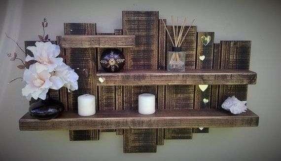 Idee fai da te con il legno 35 foto progetti for Oggetti regalo