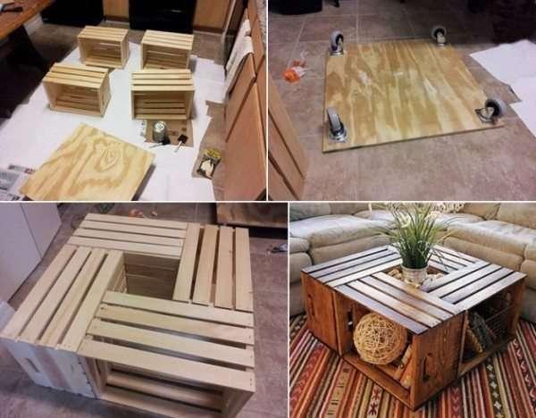 Famoso Idee fai da te con il legno (35 Foto-Progetti) | Bonkaday.com KX87