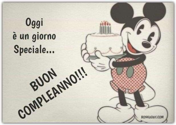 Favoloso Frasi e Immagini di Buon Compleanno (+50 Foto) | Bonkaday.com ID03