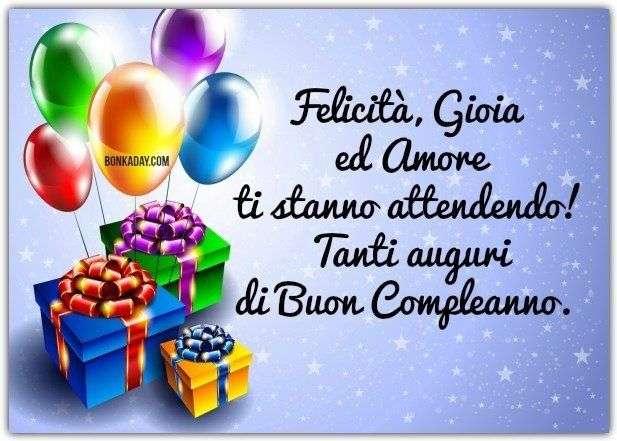 Amato Frasi e Immagini di Buon Compleanno (+50 Foto) | Bonkaday.com BR29