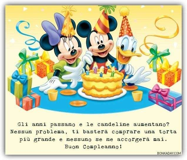 abbastanza Frasi e Immagini di Buon Compleanno (+50 Foto) | Bonkaday.com ND94