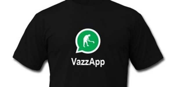 Magliette divertenti whatsapp