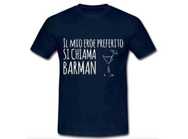 Il mio eroe preferito si chiama Barman