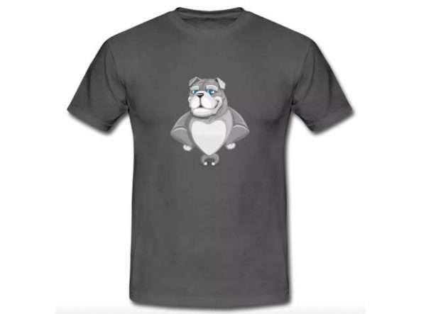 Magliette cani - Bulldog - Dog