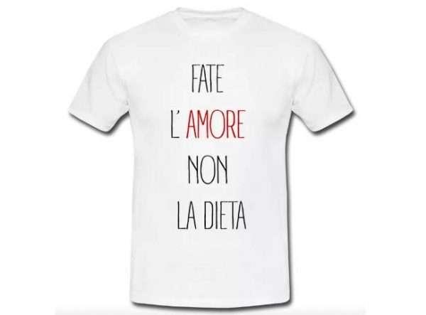 Fate l'amore non la Dieta