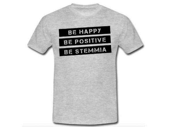 Be happy - Be positive - Bestemmia