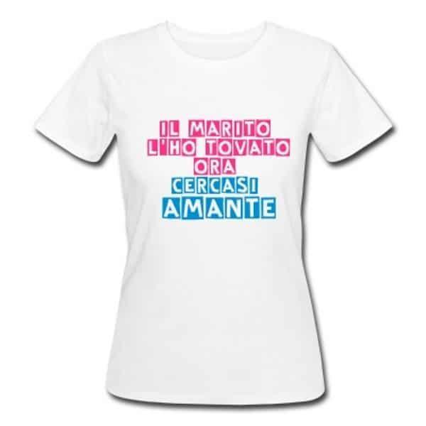 Magliette divertenti nubilato