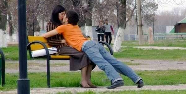 Bacio stupido
