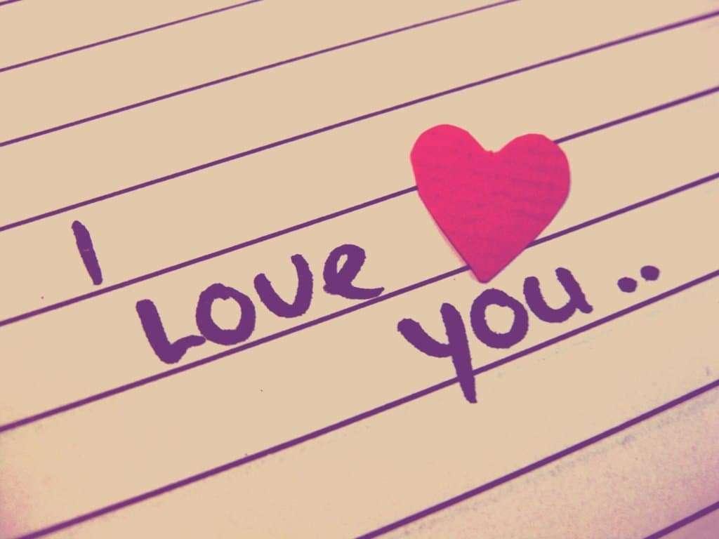 Immagini belle - I love you