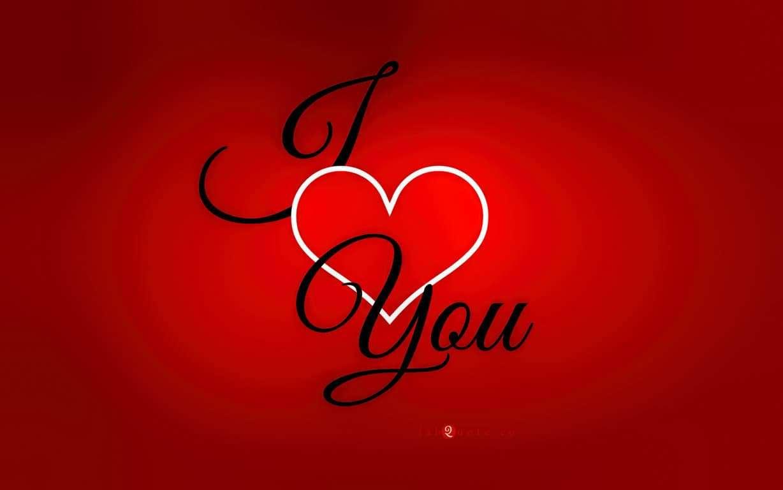 I love you sfondi