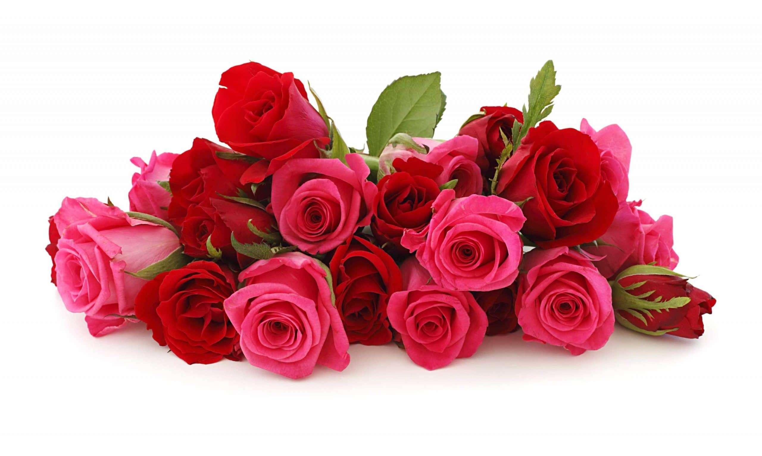 bouquet di fiori colorati