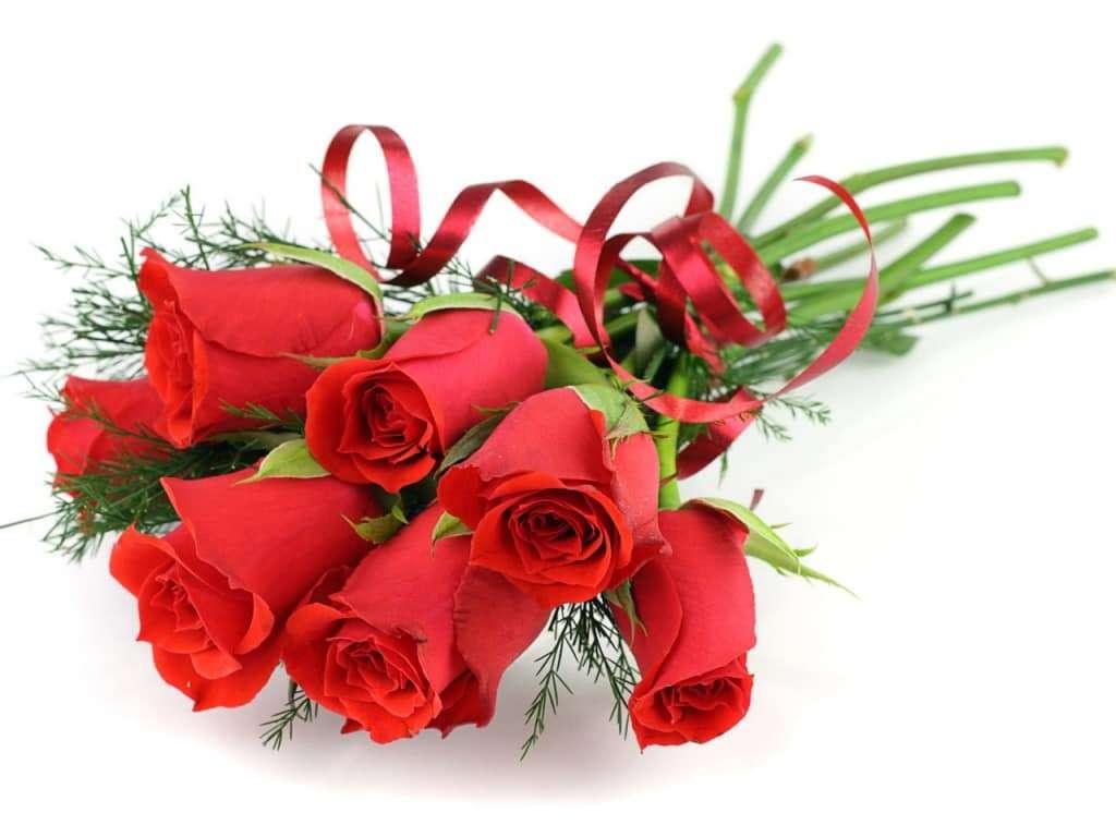Mazzo di rose fai da te