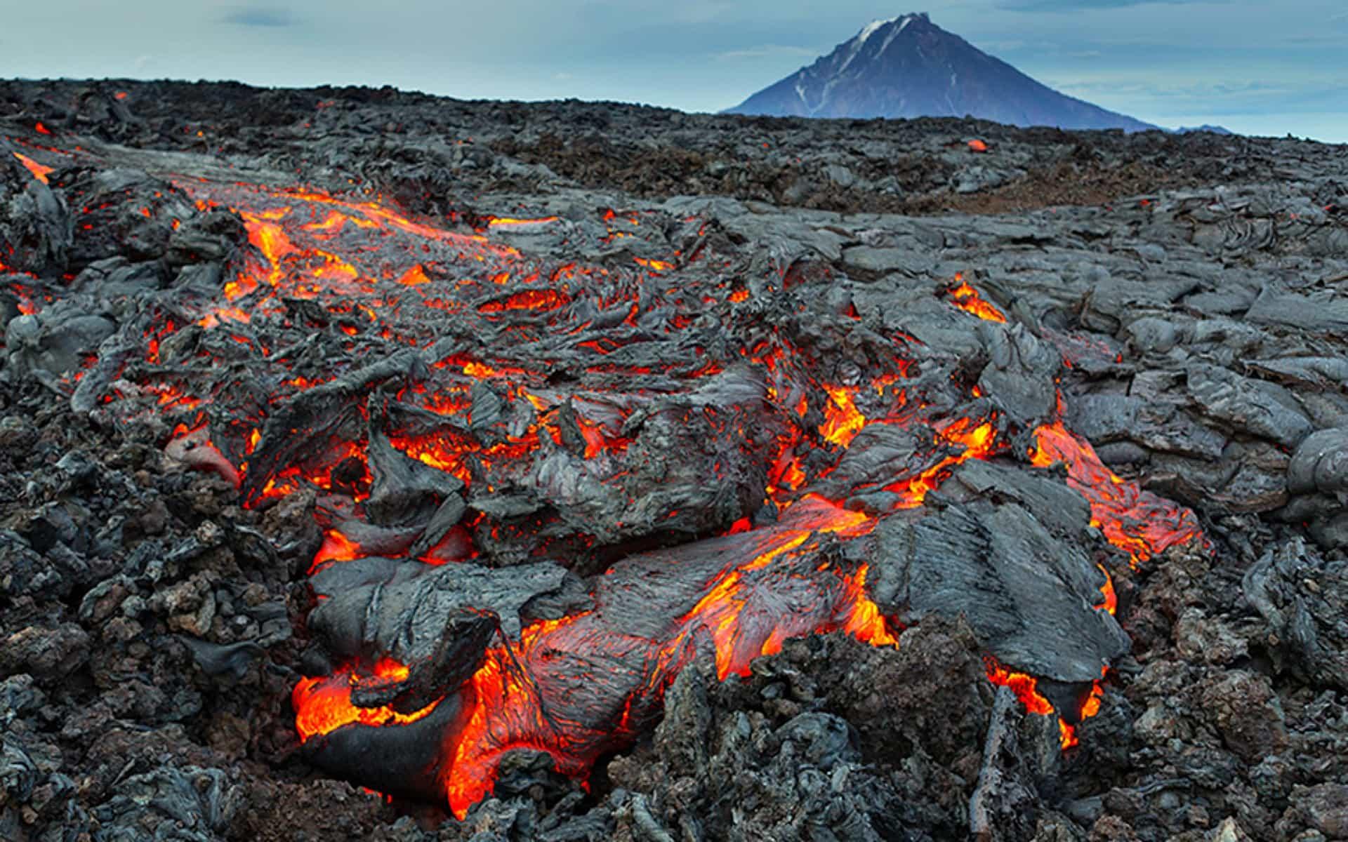 fotografie lava
